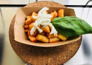 Latin festa street food