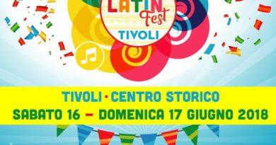 latin fest street food