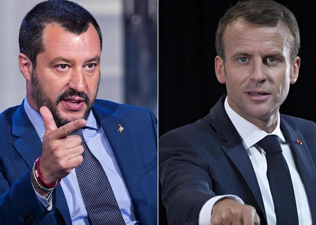Macron: 'Italia non vive crisi migranti
