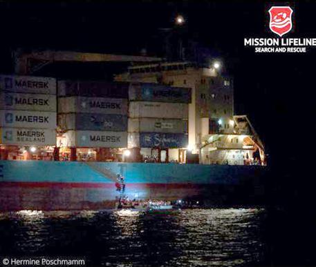Salvini e le navi delle Ong