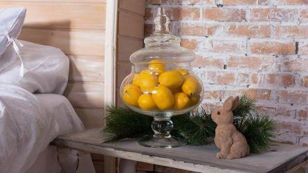 Un limone vicino al tuo letto prima di dormire, la tua vita cambierà in meglio