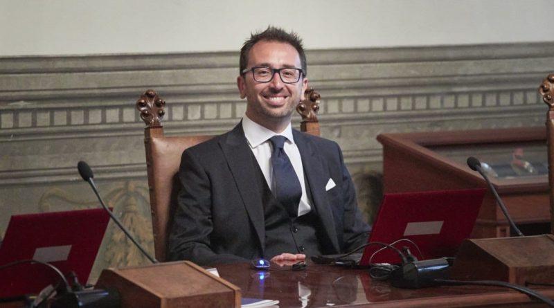 """Giustizia, Bonafede: """"Su corruzione dati allarmanti"""""""