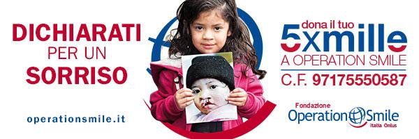 La Fondazione Operation Smile Italia Onlus per il secondo anno consecutivo è charity partner di TaoModa