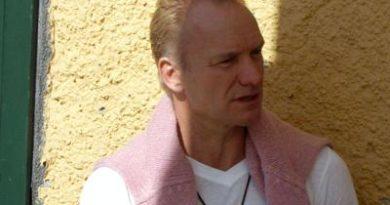 Concerto a sorpresa di Sting