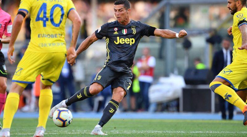 La Juve vince la prima con fatica. Ronaldo bene ma non segna