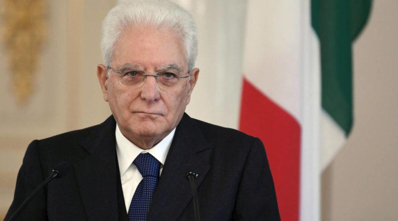 Migranti, Mattarella: Esemplare impegno cooperazione italiana