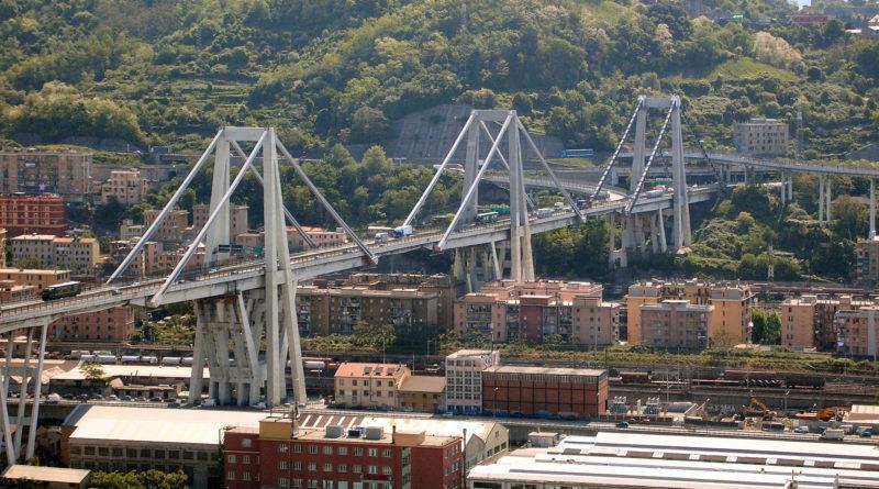 """Ponte crollato a Genova. Nel 1979 il progettista Morandi lanciò un """"allarme corrosione"""""""