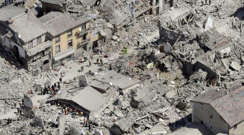 """Terremoto, Oss: """"Sisma, ricostruzione in un circolo vizioso"""""""