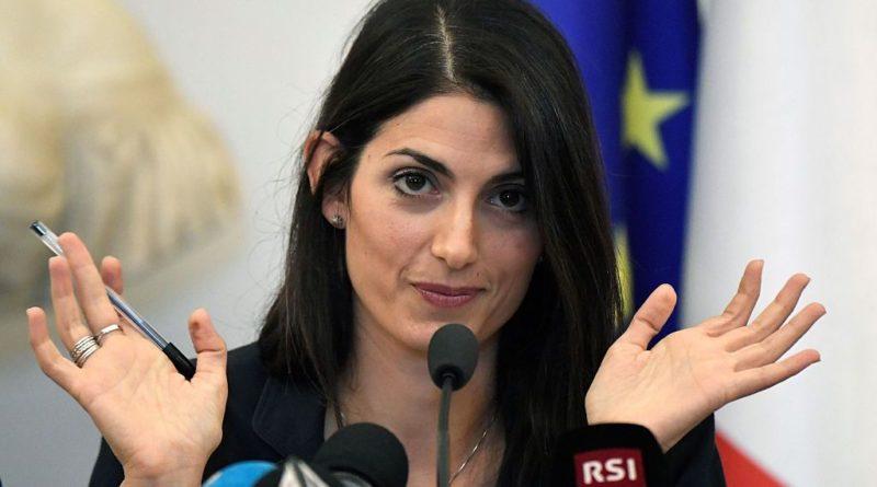 """Roma, Raggi: """"Stop a 30 anni illegalità, segnale forte istituzioni"""""""