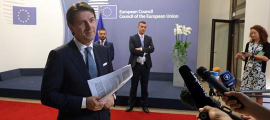 Migranti: Conte a Salisburgo per contestare i 'no' dell'Europa