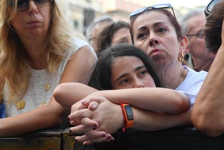 Genova, la città si ferma
