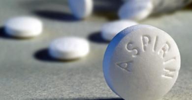 Lo studio choc sull'Aspirina: 'Può provocare emorragie interne'