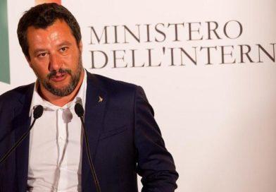 Ennesimo attacco di Matteo Salvini al Partito Democratico