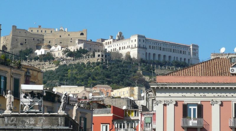Due scosse di terremoto a Napoli, tanta paura ma nessun danno