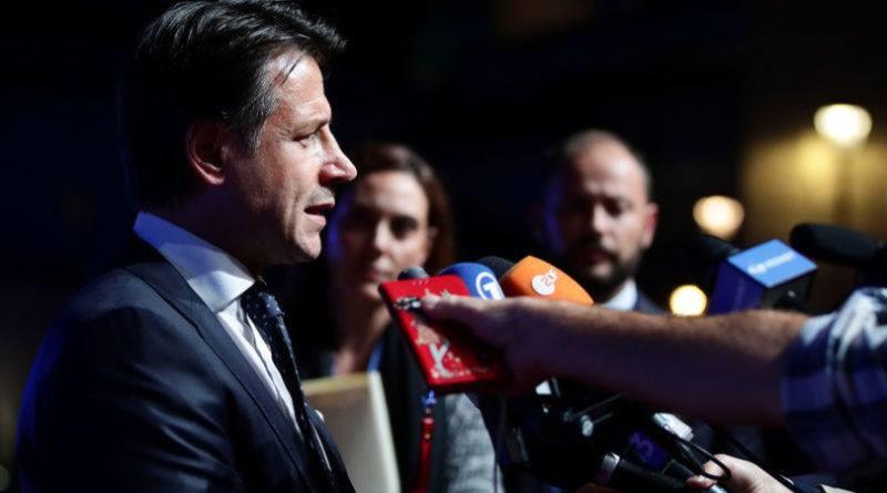 Migranti, il premier Conte: 'Arrivare a una gestione condivisa'