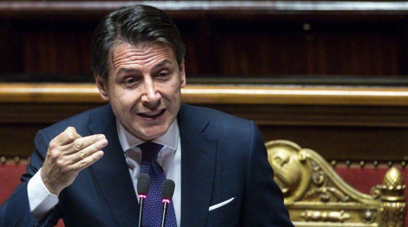 Conte: Stop all'austerity. L'Italia inizierà a crescere