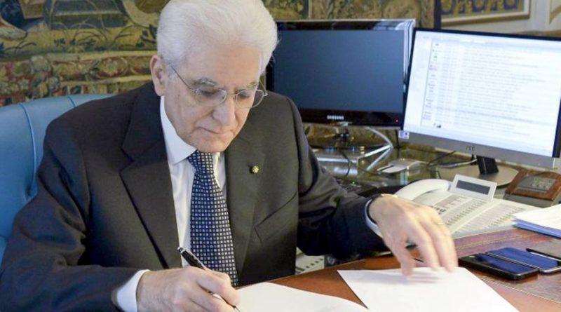 Mattarella firma il dl Fiscale: Ecco le sanatorie e la rottamazione ter