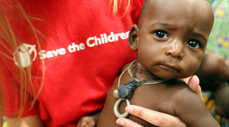 Infanzia: nel mondo ogni minuto 5 bimbi muoiono per malnutrizione