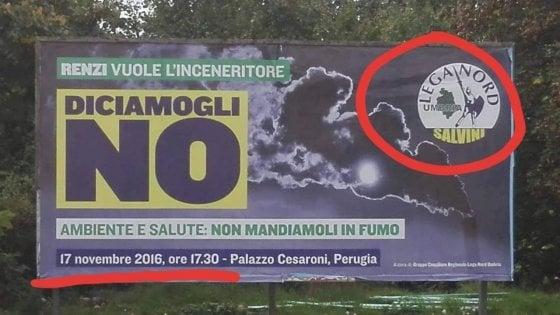 Inceneritori e la 'conversione' di Salvini…