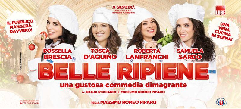 Arriva al Sistina di Roma la nuova commedia tutta da gustare…