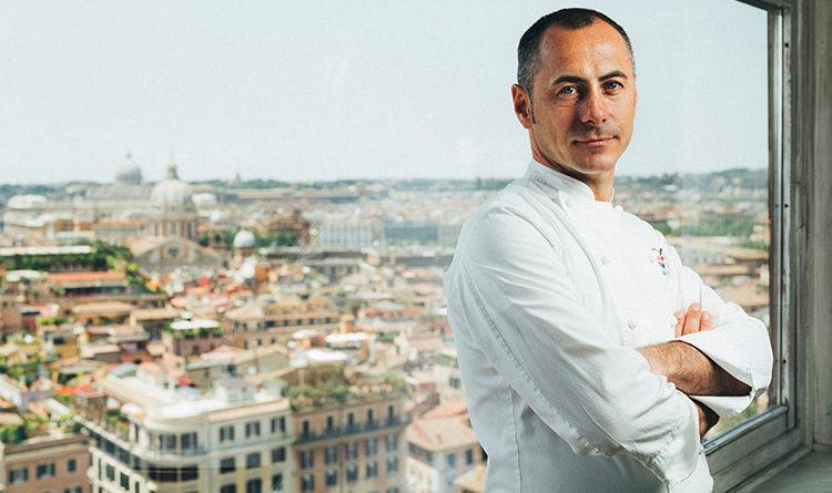 Imagò ristorante N.1 a Roma per la guida i Cento di Roma 2019
