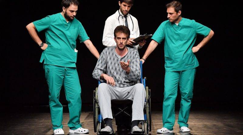 'Reparto Amleto', il classico shakespeariano a Ostia (16 novembre), Palladium (17 e 18) e Torlonia (dal 20 al 25)
