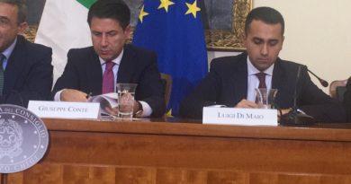 Conferenza Stampa Caserta