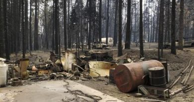 California: incendi, morti salgono a 83