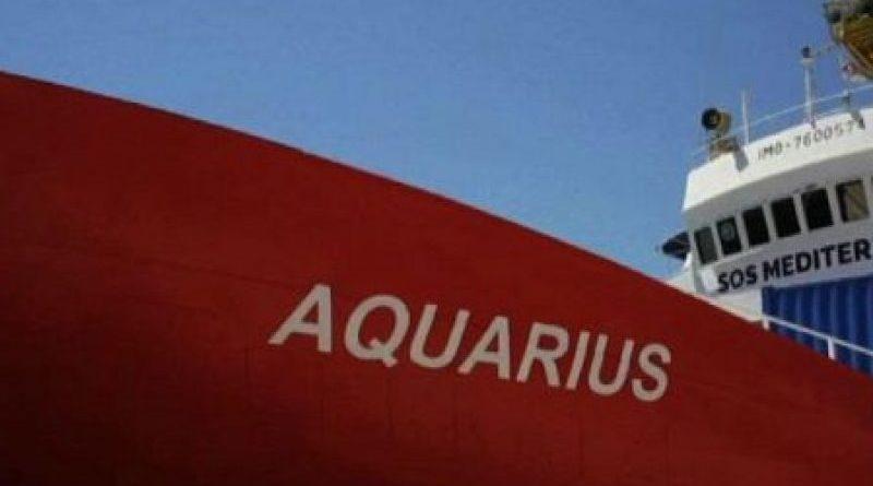 Traffico rifiuti, sequestrata nave Aquarius e indagata Msf
