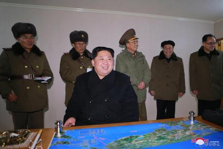Kim a test nuova arma ad alta tecnologia
