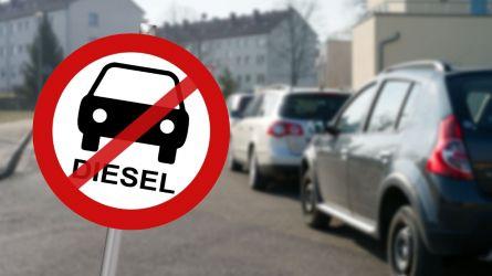 Sono 5 milioni le auto diesel Euro 3 o inferiori a rischio stop