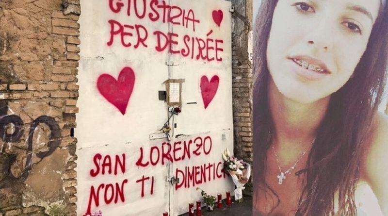 Desirée, cade accusa omicidio per due arrestati
