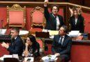 Dl Genova è legge. Bagarre al Senato. 10 senatori del M5S non votano