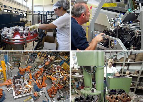 Produzione industriale, +0,1% a ottobre