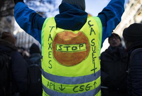 Gilet gialli: Champs-Elysees semideserti