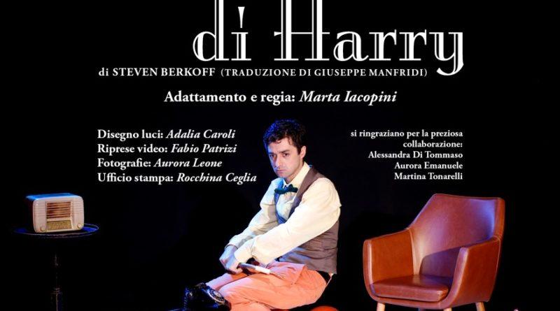 'Il Natale di Harry' dal 14 al 16 dicembre al Teatrosophia di Roma