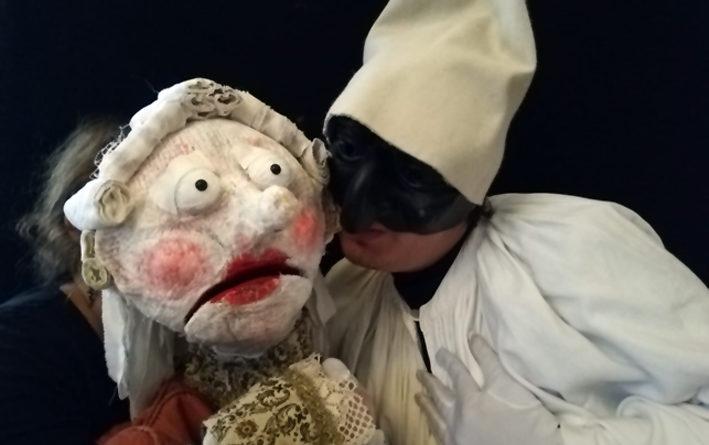 Oggi, 14 dicembre, al Teatro la Giostra di Napoli in scena 'Mozart e Salieri' da Aleksandr Puskin