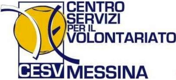 Il nuovo sito web del Cesv Messina presentato nella sede il 23 settembre