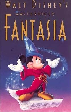 Proiezione del film 'Fantasia' di Walt Disney per la rassegna Jazz On Movie & Altro , domenica 16 dicembre ore 18.00,  Real Teatro Santa Cecilia, Palermo