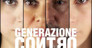 'Generazione contro',  di Giovanni Maria Briganti, con Debora Caprioglio e la regia di Jacopo Bezzi, il 28 e 29 dicembre, al Teatro Studio Eleonora Duse