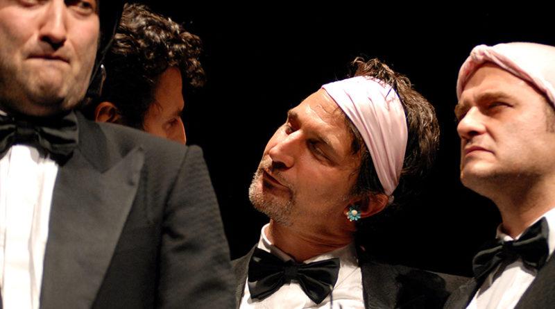 Dal 14 al 16 dicembre  al teatro Sannazaro di Napoli, in scena 'A volte ritornano' , per  lo spettacolo 'New Magic People Show'