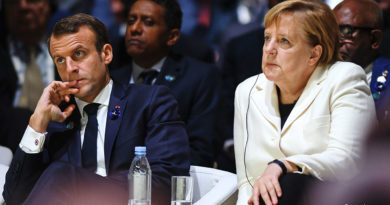 Macron e Merkel firmano oggi nuovo trattato franco-tedesco