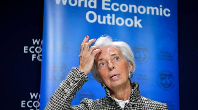 Fmi taglia stime crescita Italia: Frena l'economia mondiale