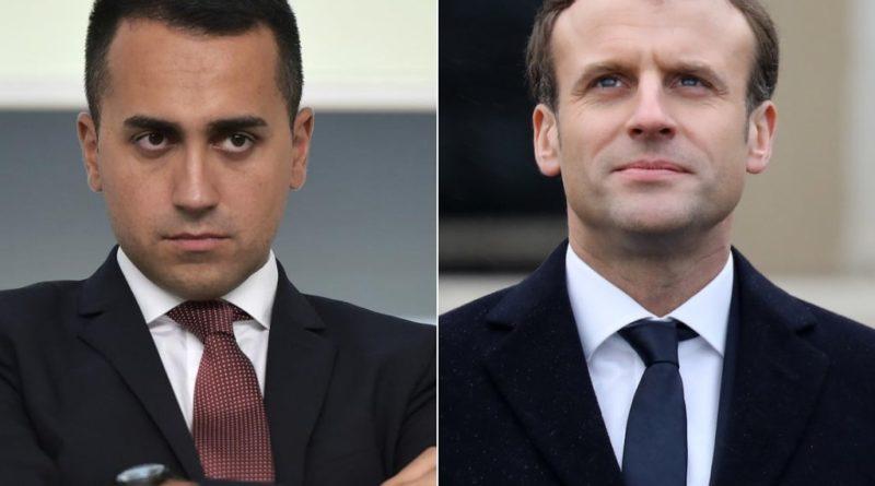 Parigi: Di Maio dice bugie sull'Africa. Convocato l'ambasciatore italiano