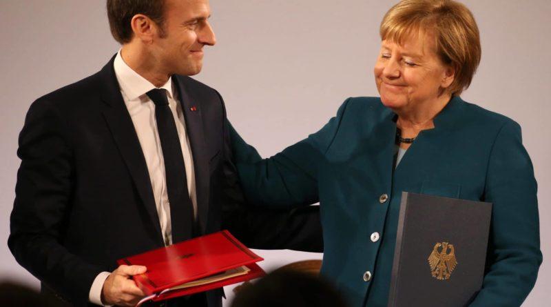 Firmato ad Aquisgrana il nuovo trattato Parigi-Berlino: nasce una nuova Ue a due