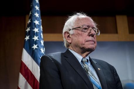 Usa 2020:Sanders annuncia la candidatura
