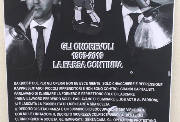 Conte in ritardo a Pomigliano: protesta e posto riservati per i deputati
