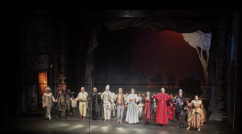 La commedia di Gaetanaccio torna in scena dopo quarant'anni