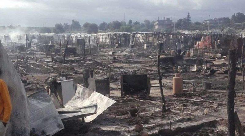 Migranti, incendio San Ferdinando: prefetto convoca comitato sicurezza