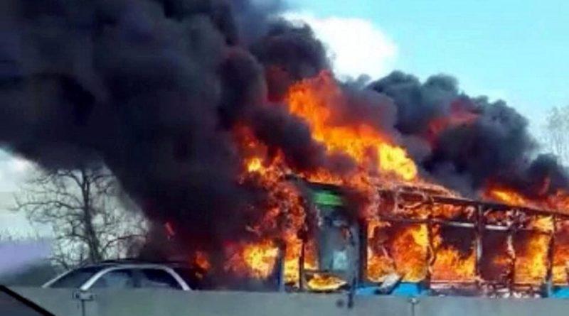"""Scuolabus incendiato, sindaco di Monza: """"Autisti dovranno presentare casellario giudiziale"""""""